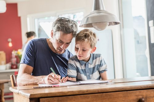 How to Get Your Child to Do Homework Without a Fight