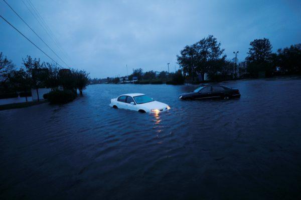 Hurricane Florence Dumps 'Epic Amounts of Rainfall' On US States