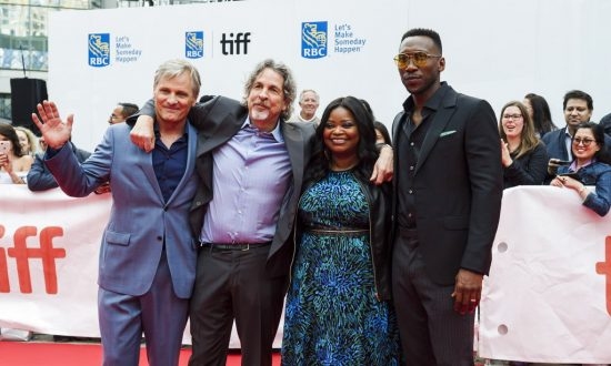 """Green Book"" Wins Audience Award at Toronto Film Festival"