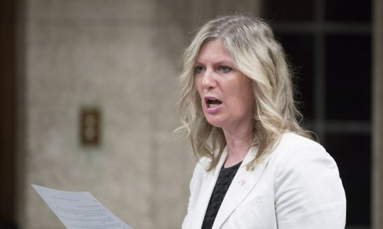 Liberal MP Leona Alleslev Crosses Floor to Tories