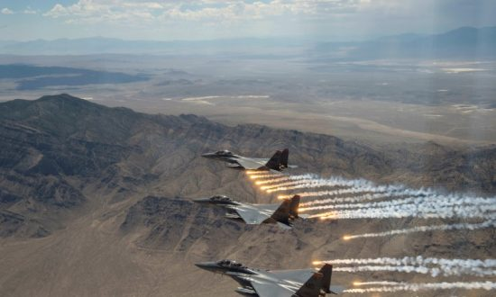 US Air Force Seeks Sharp Growth to Stay Ahead of China, Russia