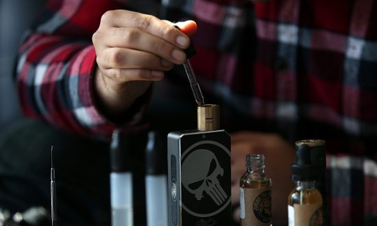 2 Million US Teens Are Vaping Marijuana