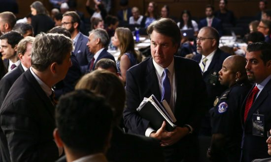 Kavanaugh, Accuser Both Agree to Speak With Lawmakers