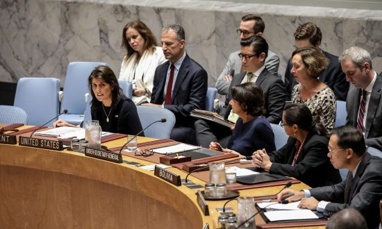 US Accuses Russia of Systematic Violations of North Korea Sanctions