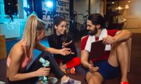 Turning Exercise Into a Game Can Make Fitness More Fun and Effective