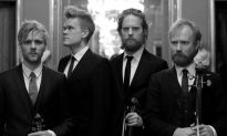 CD Review:  The Danish String Quartet's 'Prism 1: Bach, Shostakovich, Beethoven'