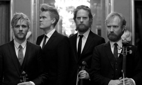 CD Review: The Danish String Quartet's 'Prism 1: Bach, Shostakovich, Beethoven'