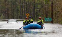 Florence's Drenching Rains Kill 23 in the Carolinas