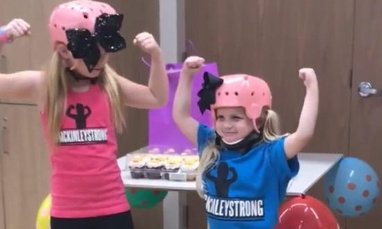 Sibling Love Helped Girl With Major Brain Damage Heal