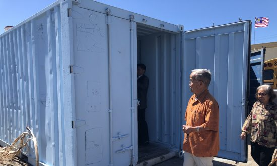 Non-Profits to Use Shipping Containers for Showers for the Homeless