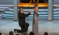 Emmy Winner Glenn Weiss Proposes on Stage
