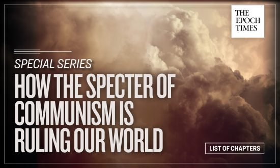How the Specter of Communism Is Ruling Our World: List of Chapters