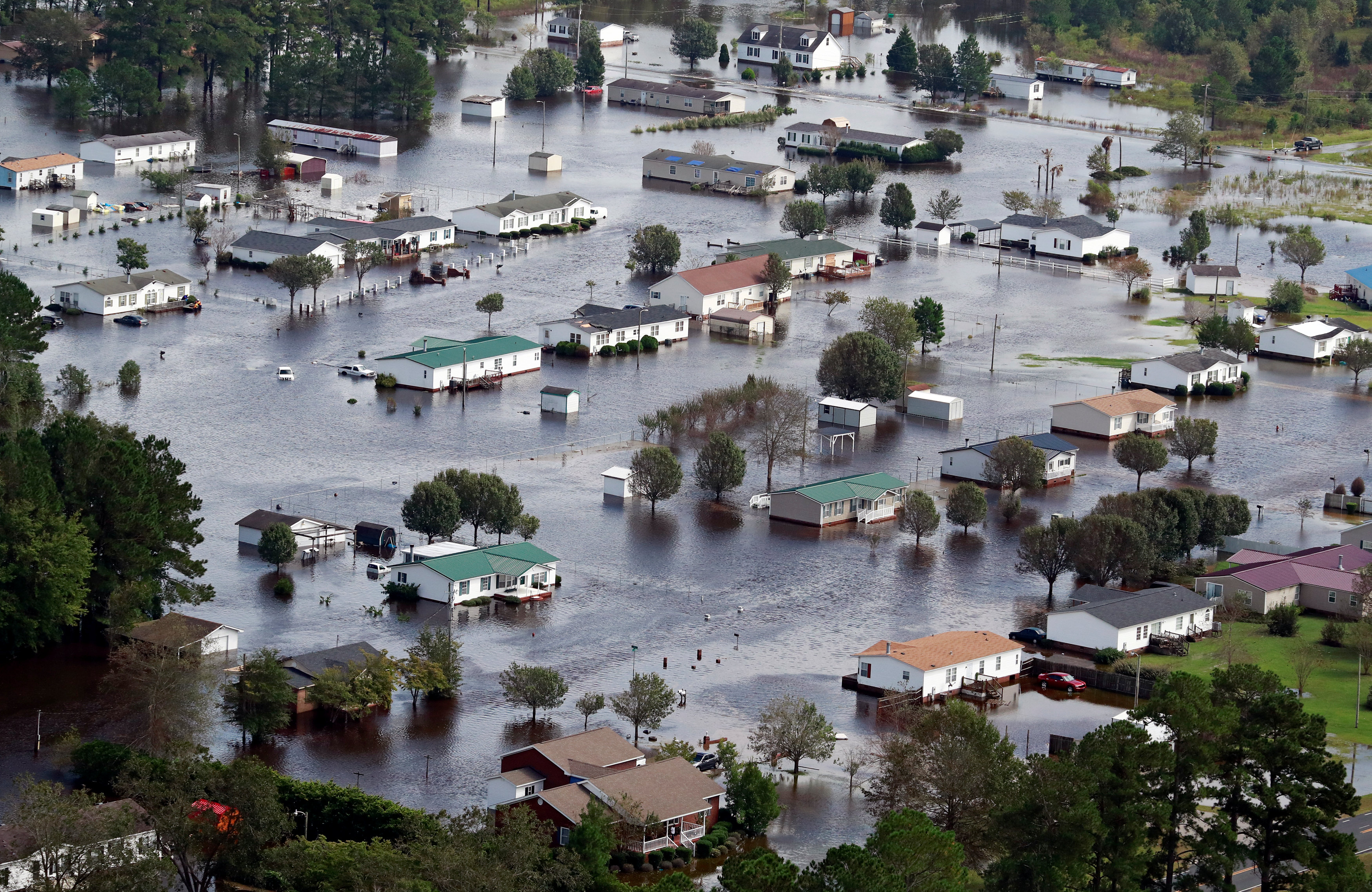 Flooding in the Kuban: from the resort began to take out children 09.07.2012 13
