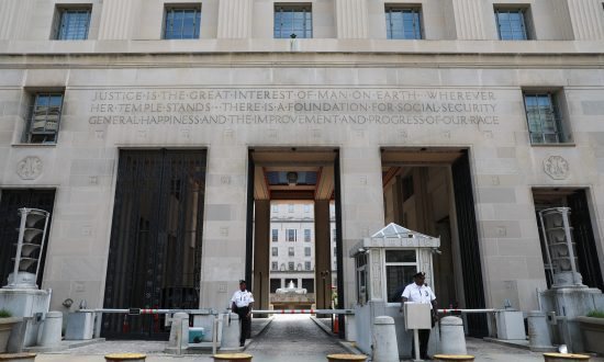 Justice Department Employee Speaks of Resisting, Slowing Trump Admin