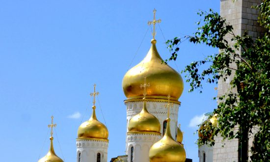 Moscow: City of Golden Domes