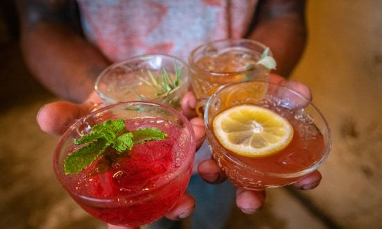 Knock Yourself Out on National Punch Day