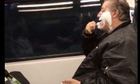 Man Speaks Out After Being Mocked for Shaving on New York City Train