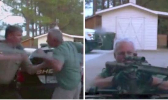Dashcam Video: Man Kills 2 Deputies, Opens Fire With Rifles