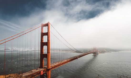 Lanes to Close During Installation of Suicide Net on Golden Gate Bridge