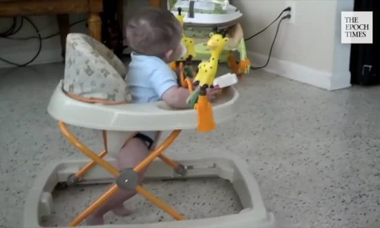 Doctors Warn Parents to Stop Using Baby Walkers After New Study Published