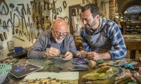 Scarpelli Mosaici: One of the Last Florentine Mosaic Workshops