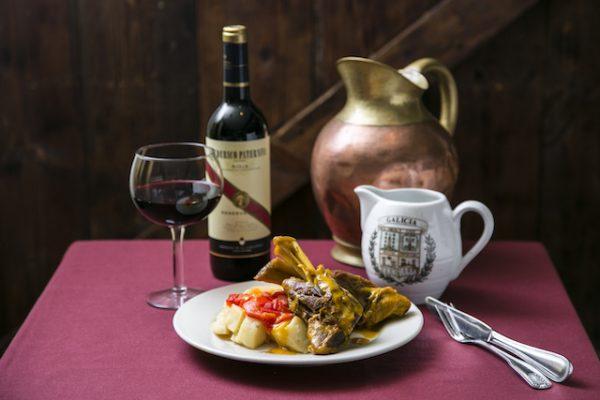 Food at Meson Sevilla. (Samira Bouaou/Epoch Times)