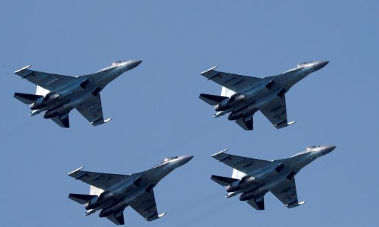 US Sanctions Chinese Military Unit for Buying Russian Fighter Jets, Missiles