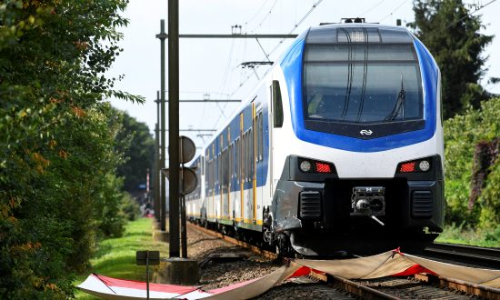 4 Young Children Killed in Dutch Train Crossing Collision