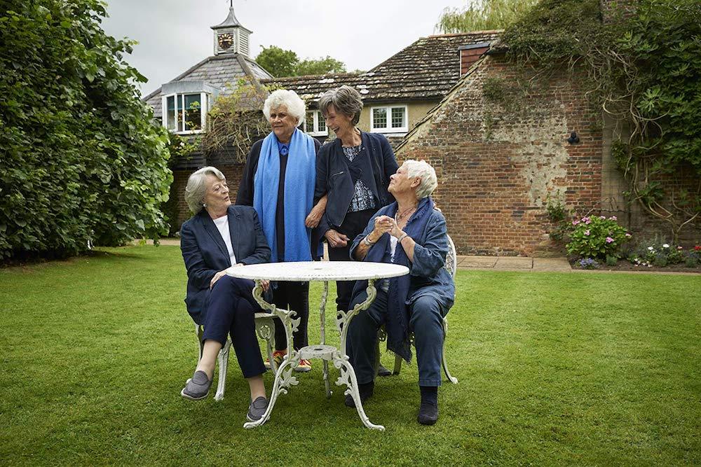 Four Top UK actresses talking