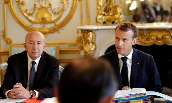 French President Macron's Government in Flux, as Key Ally Plans to Quit Post