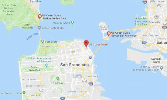 Stranded Wind Surfer Rescued Near Coyote Point