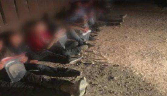 Border Patrol Agents Find Nearly 200 Illegal Aliens in Arizona Desert