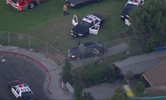 California Deputies Shot in Los Angeles County Gunfight