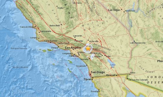 Earthquakes in San Bernardino Might Be Due to 'Deep Creep' in San Jacinto Fault: Study
