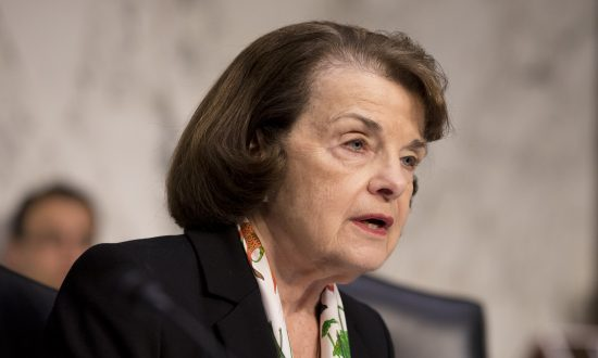 Feinstein Hasn't Complied With Grassley's Requests to Turn Over Kavanaugh Accuser's Letter