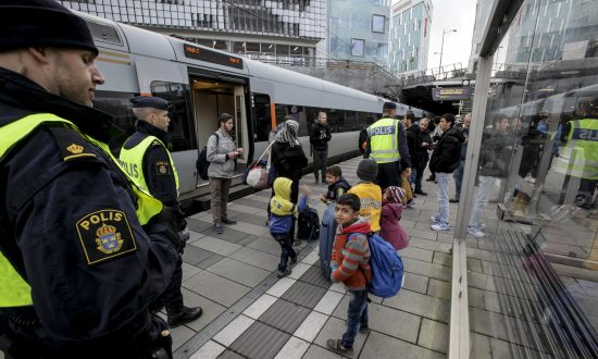 Report Slamming Sweden's Border Controls Allegedly Suppressed for Fear of Influencing Elections