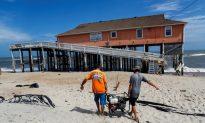 Hurricane Raises Questions About Rebuilding Along North Carolina's Coast