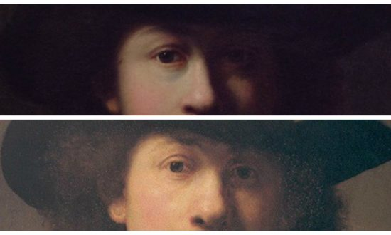 Rembrandt's First Self-Portrait May Have Been Found in Sweden