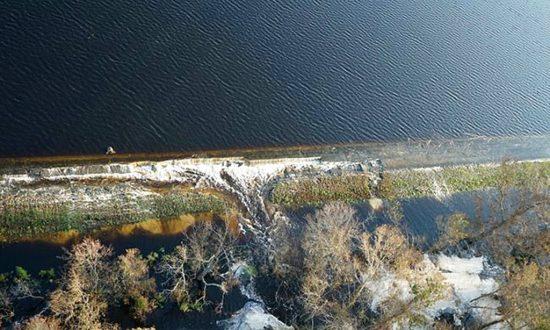 Dam Breach at Duke Plant, Coal Ash Could Spill