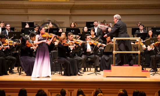 What to Expect From a Shen Yun Symphony Orchestra Concert