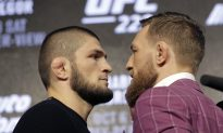 UFC's McGregor Offers Khabib Whisky And Calls His Manager 'Terrorist Snitch'