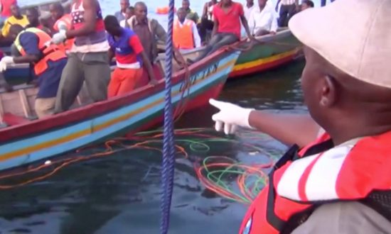 Death Toll Reaches 136 in Tanzania Ferry Disaster With Scores Missing