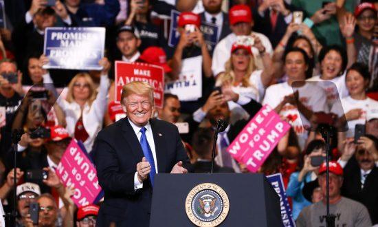 In Photos: Trump Rally in Las Vegas