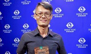 Company President Enjoys Shen Yun Symphony Orchestra's Different Themes
