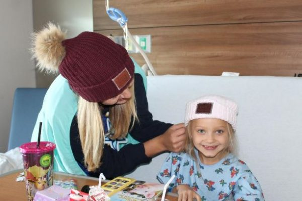 87de50b609d8a Love Your Melon continues to provide every child diagnosed with cancer in  the U.S. with one of the company s beanies and now are focused on providing  their ...