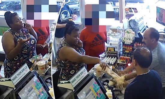 Customer Pours Iced Coffee on 7-Eleven Store Counter in Dispute Over Cost