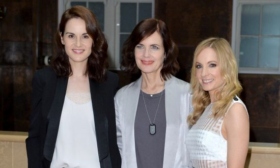 """""""Downton Abbey"""" Feature Movie Begins Filming"""