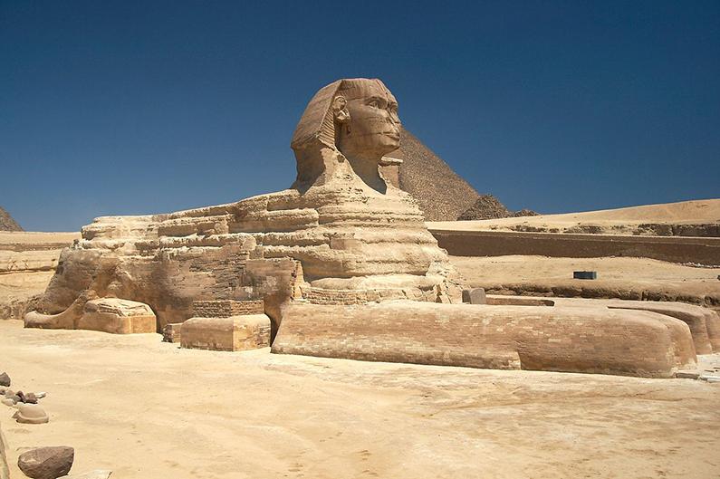 Egypt's Great Sphinx