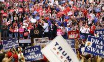 Trump Rallies in Missouri for GOP Senate Candidate Josh Hawley