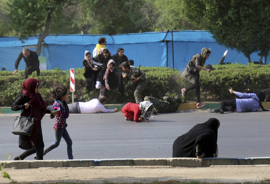 At Least 25 Dead, 60 Wounded After Military Parade Attack In Iran